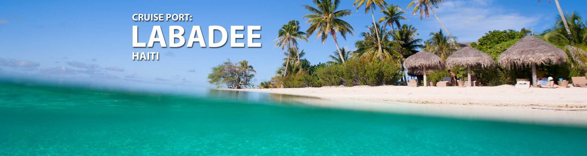 Cruises to Labadee (Labadie), Haiti