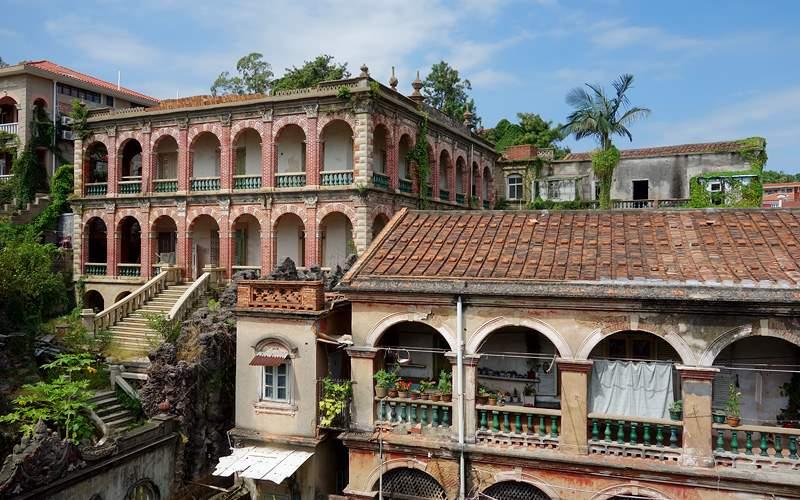 Gulangyu Xiamen Royal Caribbean Asia Cruises
