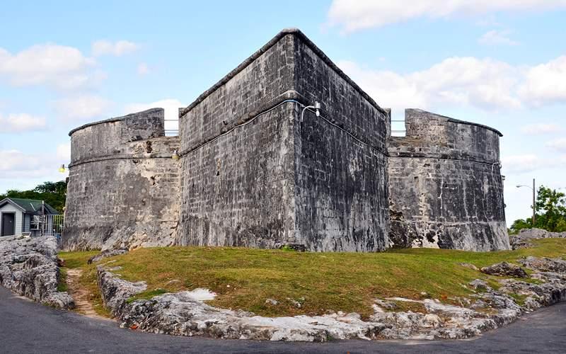 Fort Fincastle Royal Caribbean Bahamas Cruises