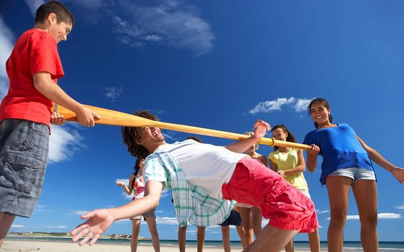 limbo beach party Royal Caribbean Bermuda Cruises