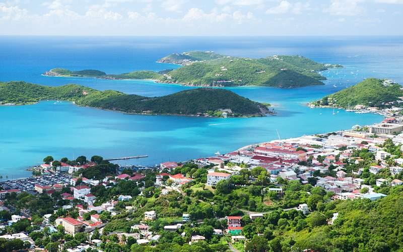 Charlotte Amalie St. Thomas Royal Caribbean