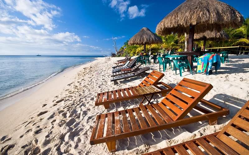 Resort Beach In Cozumel Mexico Royal Caribbean