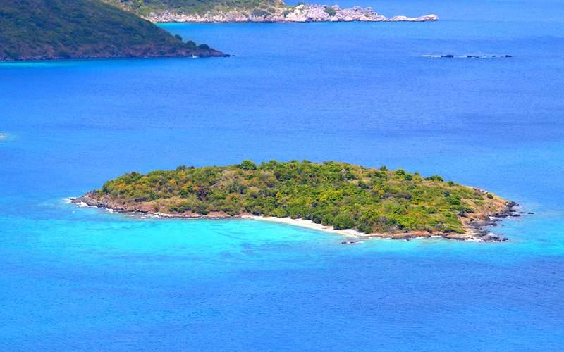 Henley Cay in US Virgin Islands Azamara