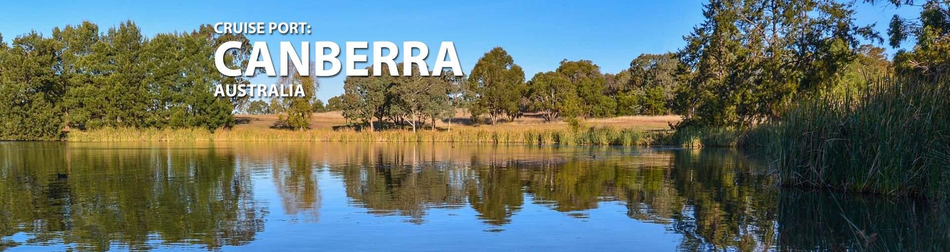 Canberra, Australia Cruise Port