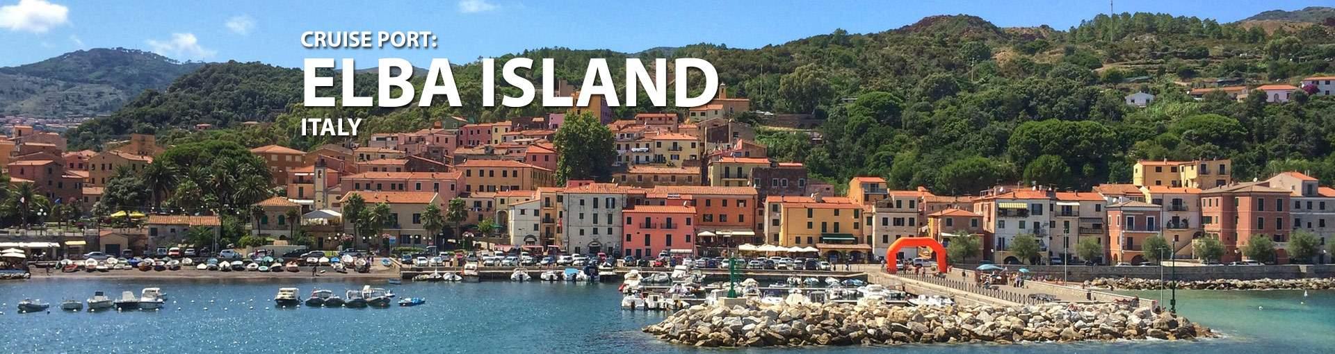 Elba Island, Italy Cruise Port