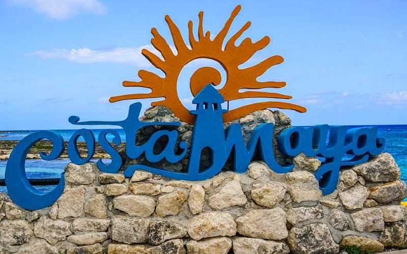 Have a Beach Day at the Beautiful Costa Maya