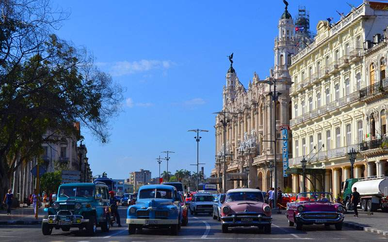 Tour the Colorful and Vibrant Havana