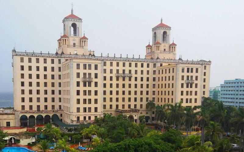 See a Cabaret Show at the National Hotel in Havana