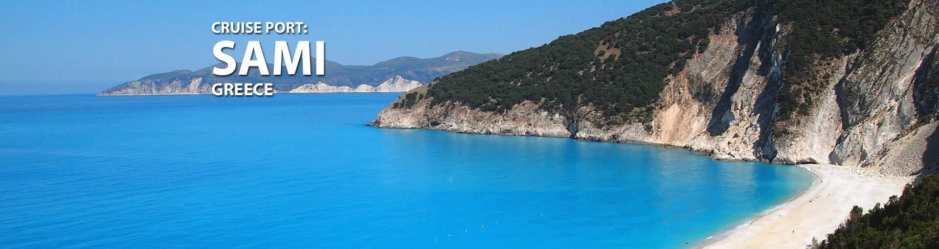 Sami, Greece Cruise Port