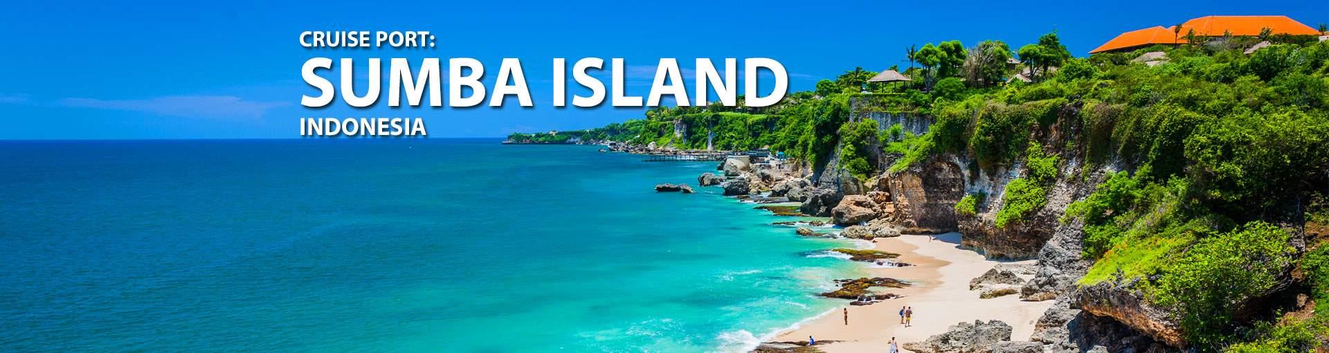 Sumba Island, Indonesia Cruise Port