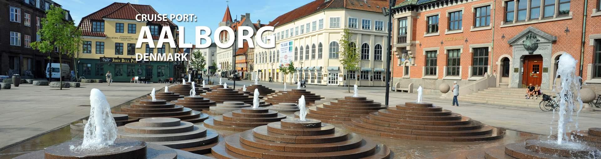 Cruises to Aalborg, Denmark