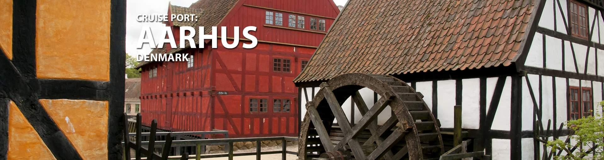 Cruises to Aarhus, Denmark