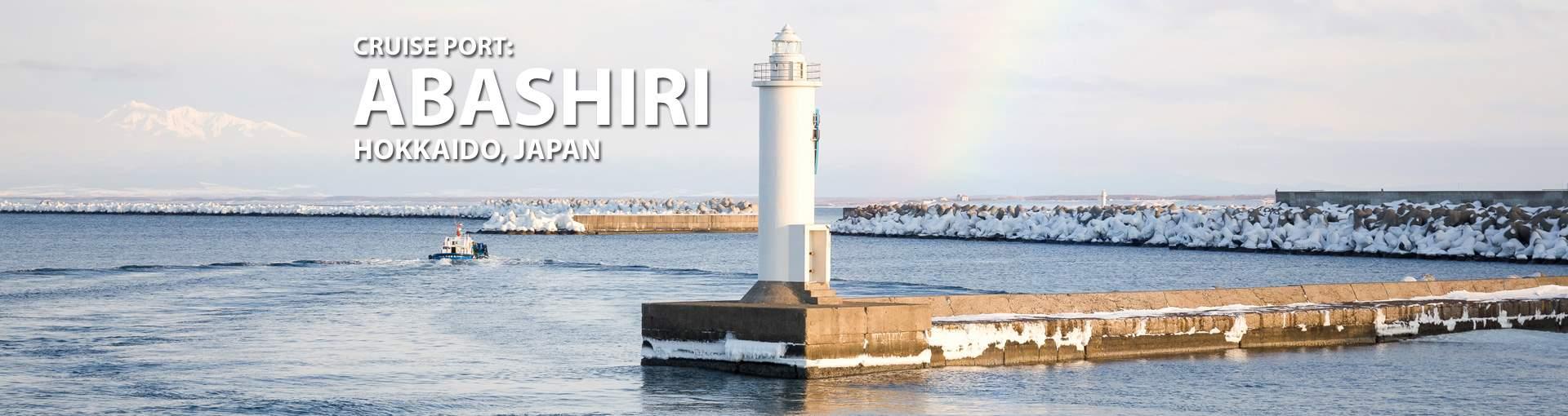 Cruises to Abashiri, Hokkaido, Japan