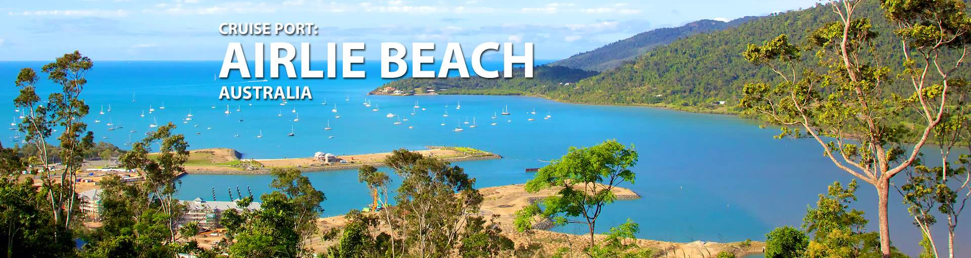 Cruises to Airlie Beach, Australia