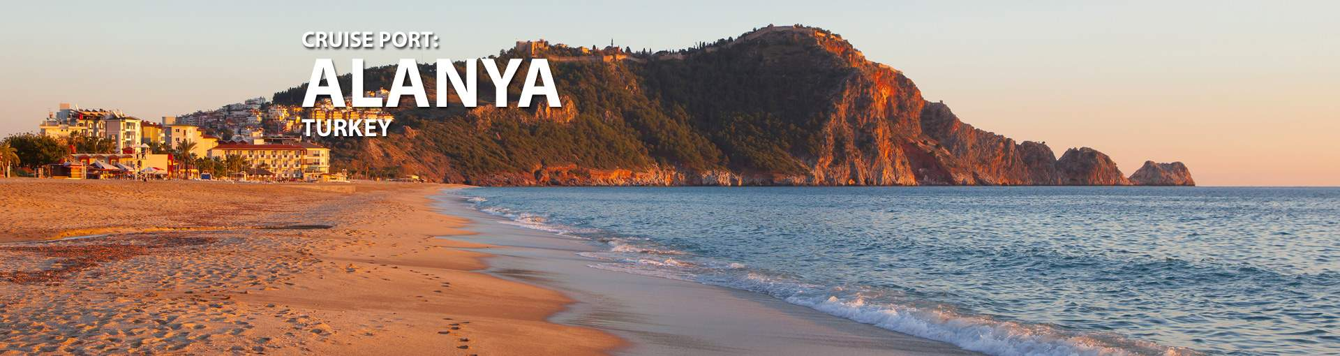 Cruises to Alanya, Turkey