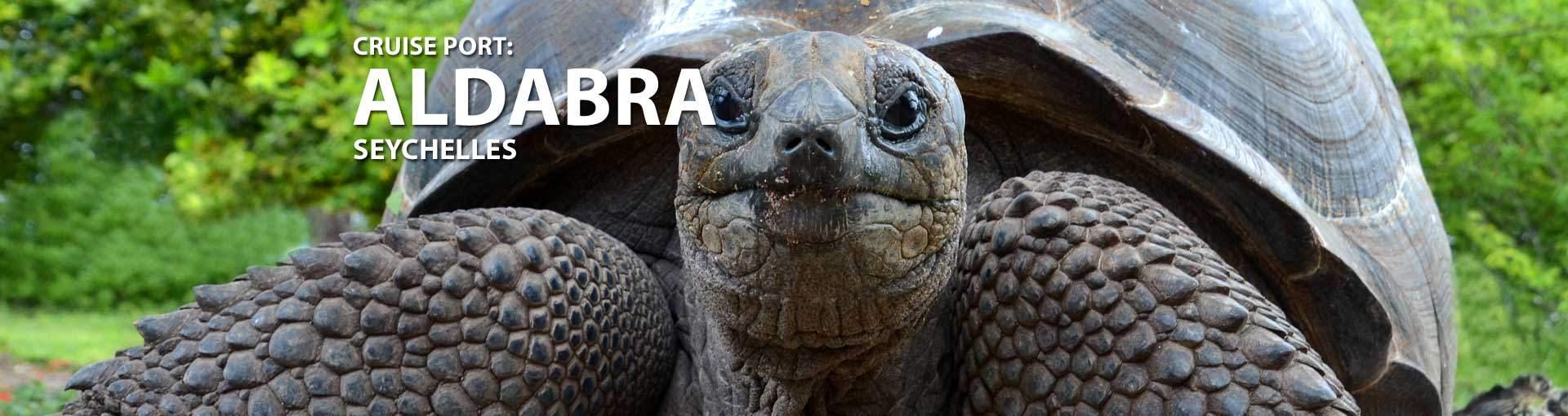 Cruises to Aldabra, Seychelles