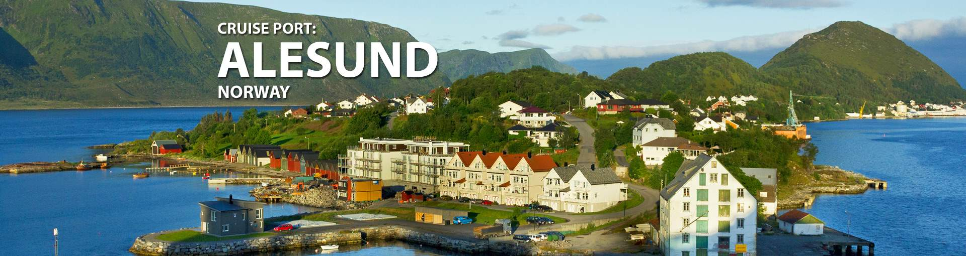 Cruise Port: Alesund, Norway