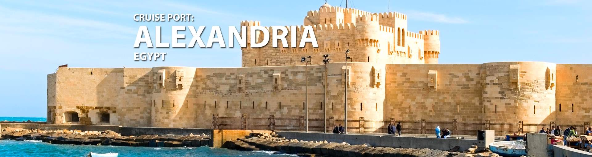 Cruises to Alexandria, Egypt