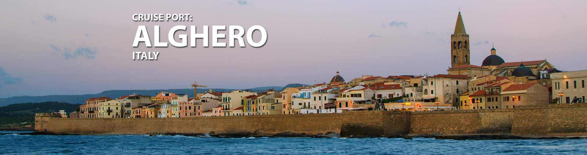 Cruises to Alghero, Italy