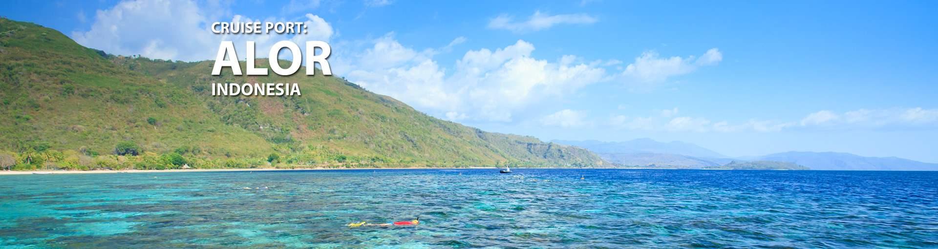 Cruises to Alor, Indonesia