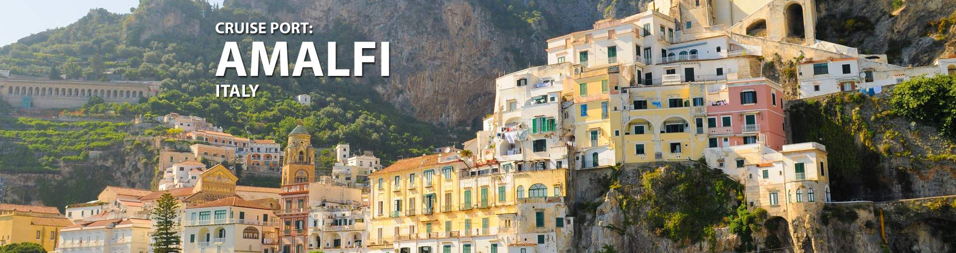 Cruises to Amalfi, Italy