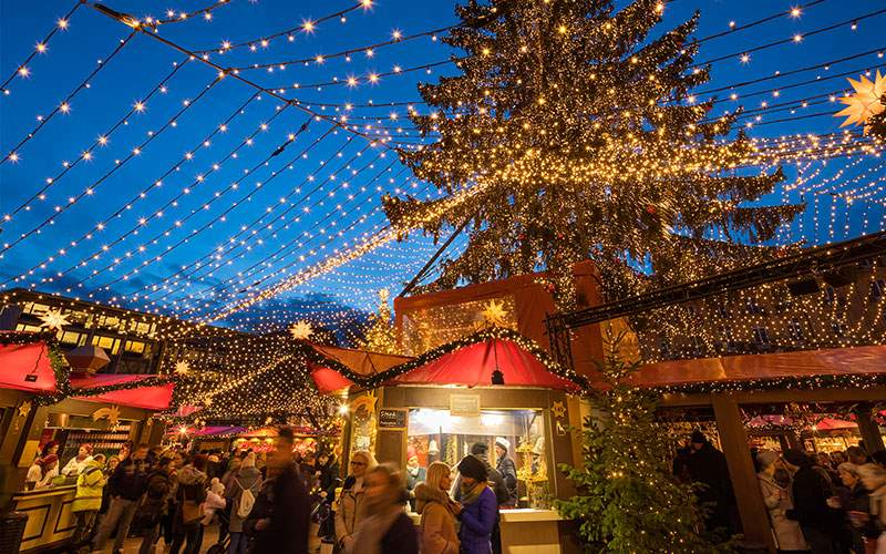 The famous Christmas Markets in Germany