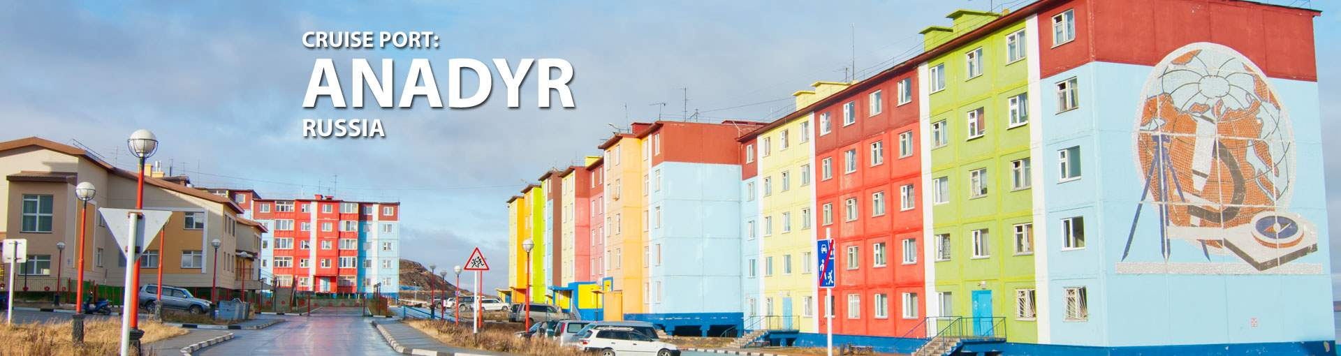 Cruises to Anadyr, Russia