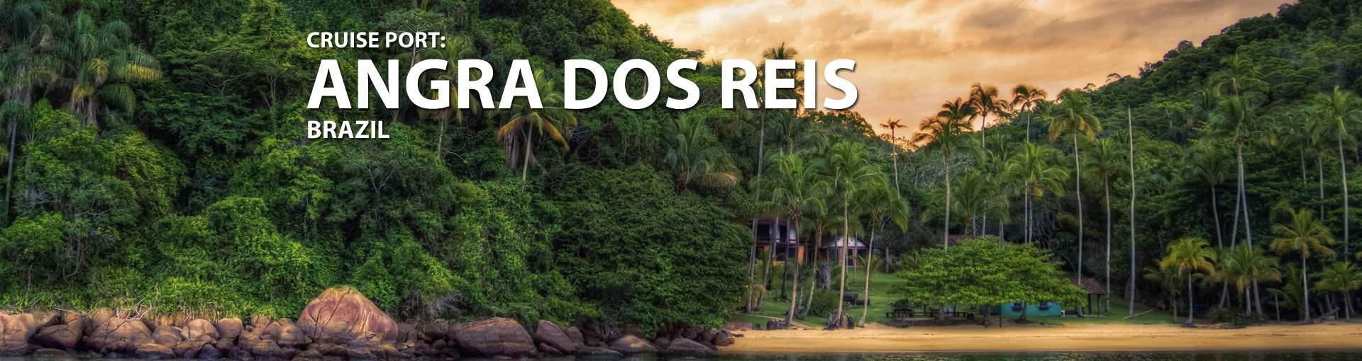 Cruises to Angra Dos Reis, Brazil