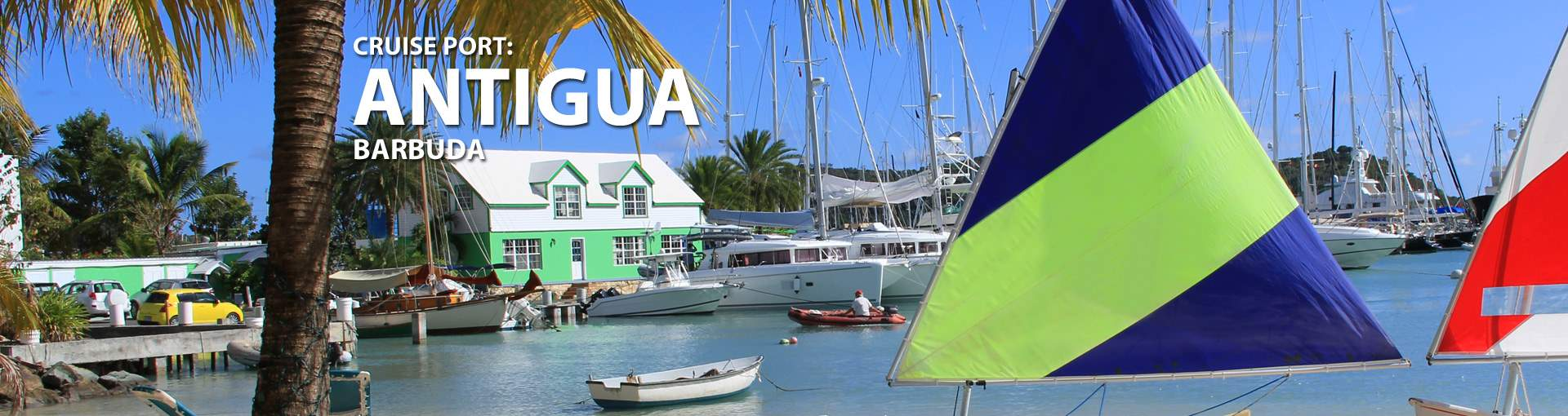 Cruises to Antigua, Antigua Barbuda