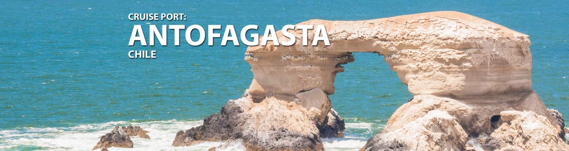 Cruises to Antofagasta, Chile