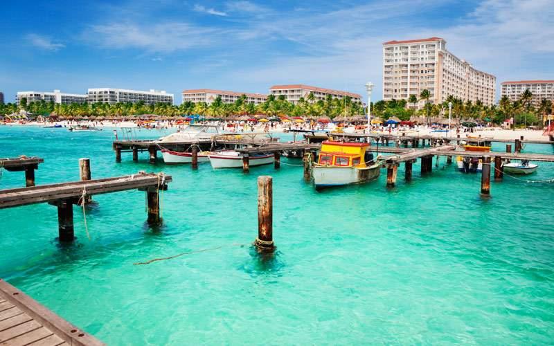 Aruba Southern Caribbean