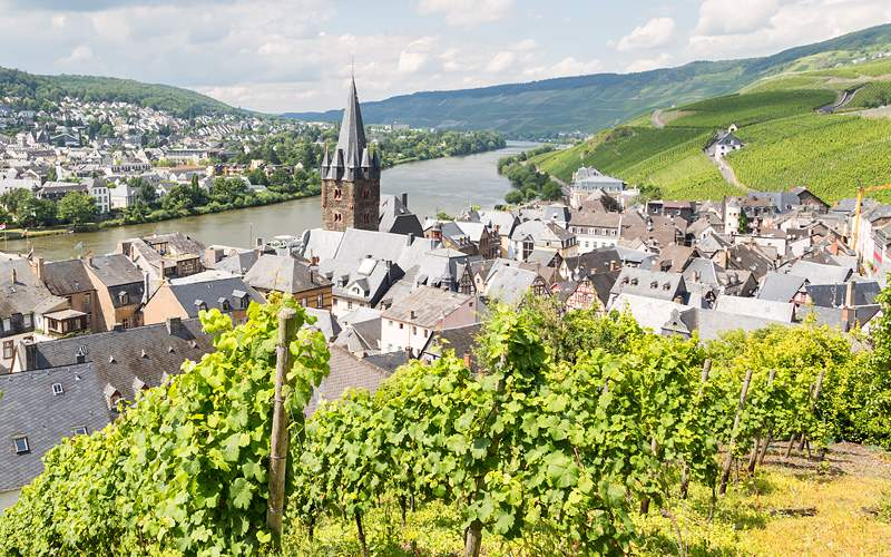 Bernkastel, Germany Moselle River Avalon Waterways