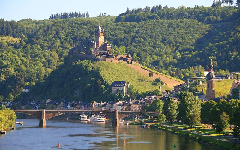 Cochem Germany Moselle River Avalon Waterways