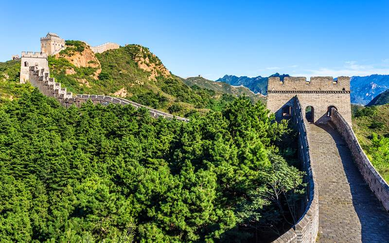 Great Wall of China Avalon Waterways