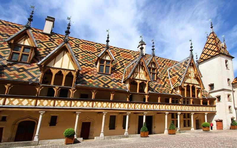 Hotel Dieu Beaune France Avalon Waterways