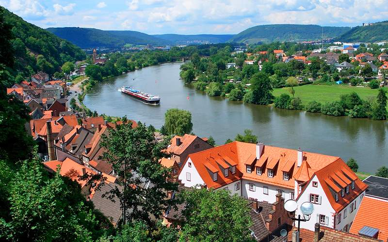Miltenberg Germany Avalon Waterways