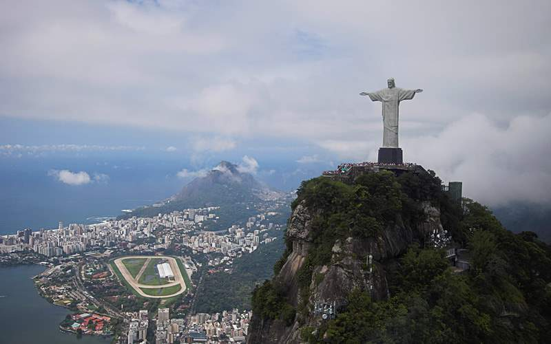 Christ the Redeemer Statue Azamra Club Cruises