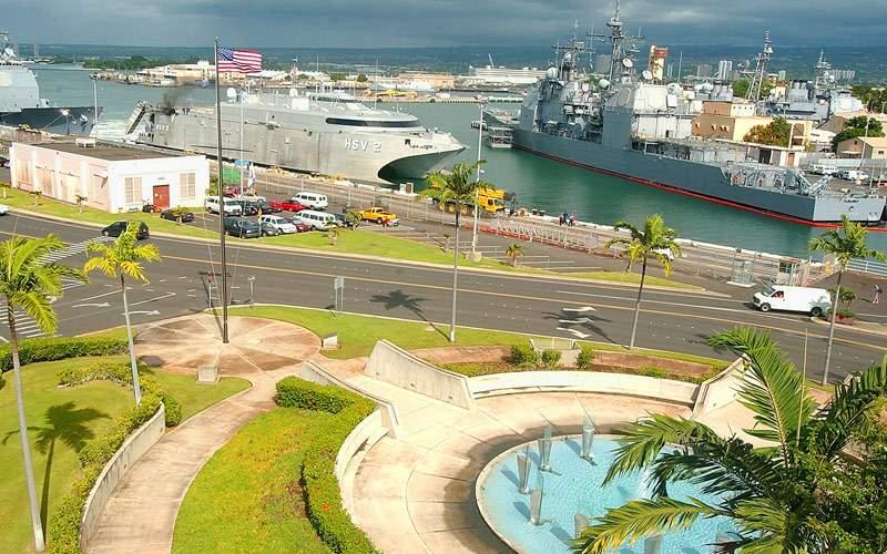 Explore the Site of Pearl Harbor
