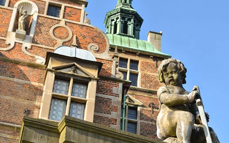 Rosenborg Castle in Copenhagen Azamara Club Cruise