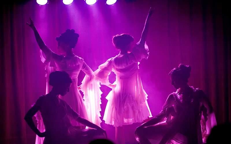 tango performance in Buenos Aires Azamara Cruises
