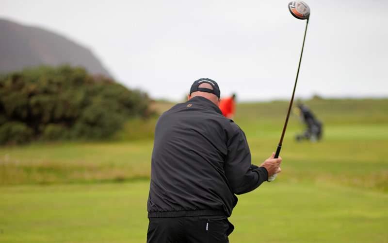 round of golf Azamara Club Cruises Europe