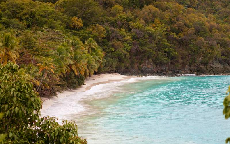 Southern Caribbean Beach