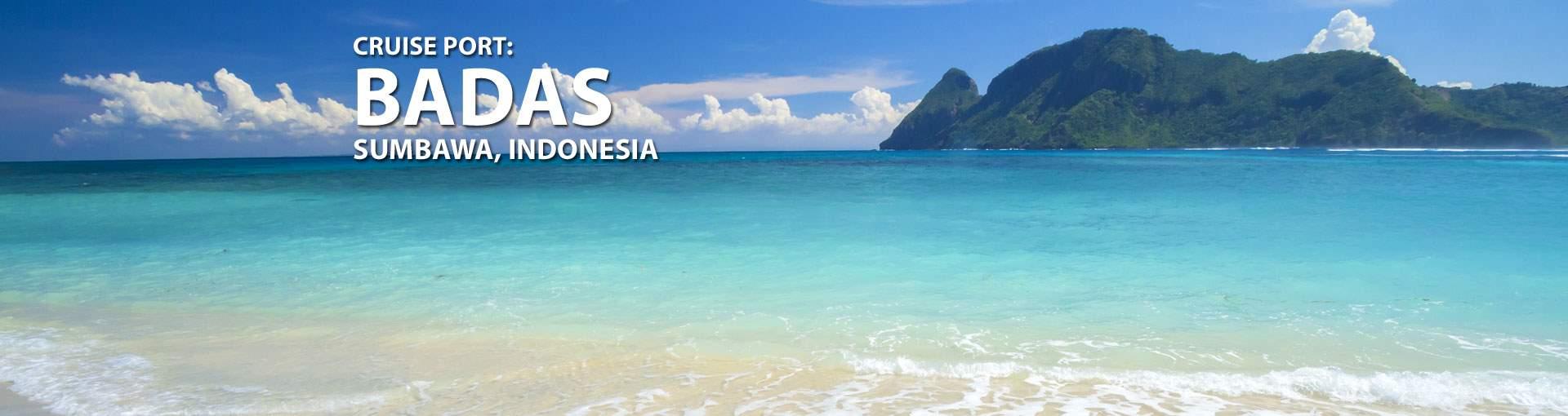 Cruises to Badas, Sumbawa, Indonesia