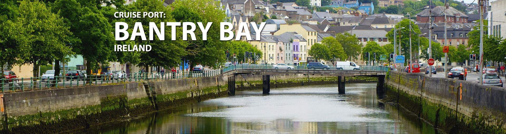 Banner for Bantry Bay, Ireland cruise port