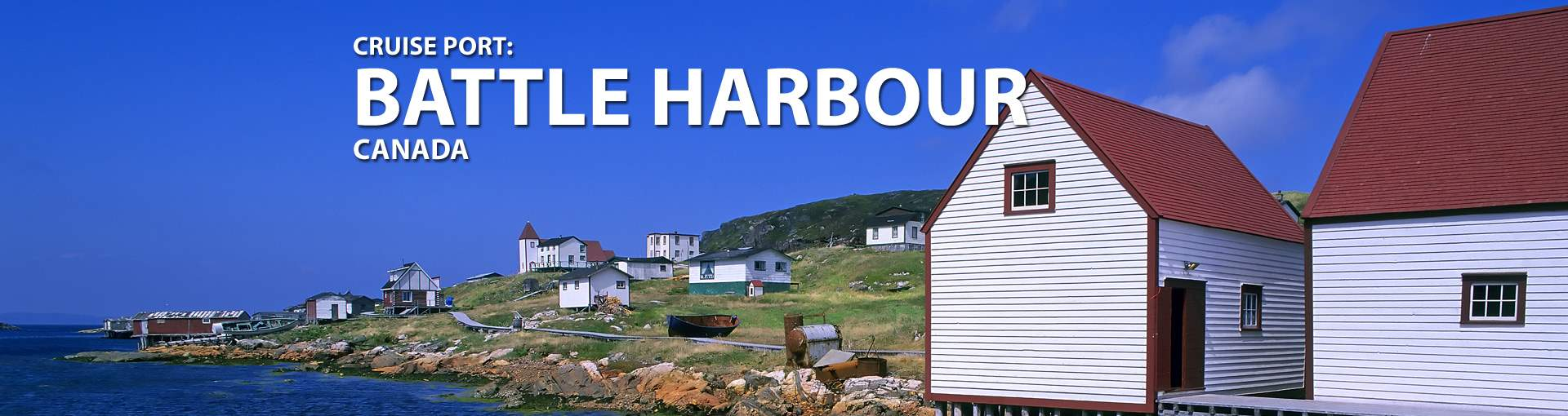 Cruises to Battle Harbour, Canada
