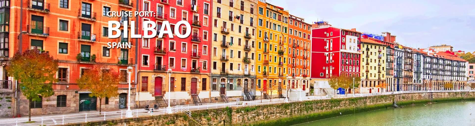Cruises to Bilbao, Spain