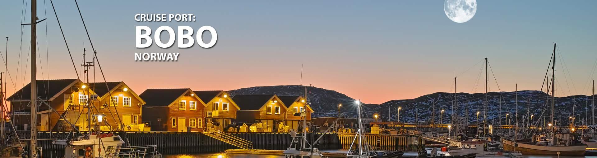Cruises to Bodo, Norway