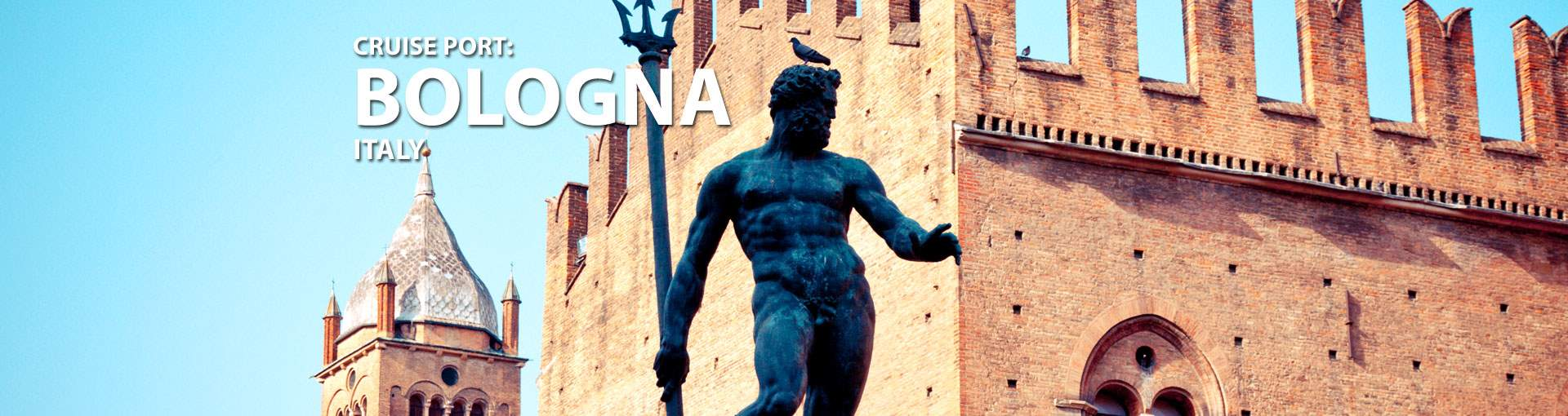 Cruises to Bologna, Italy