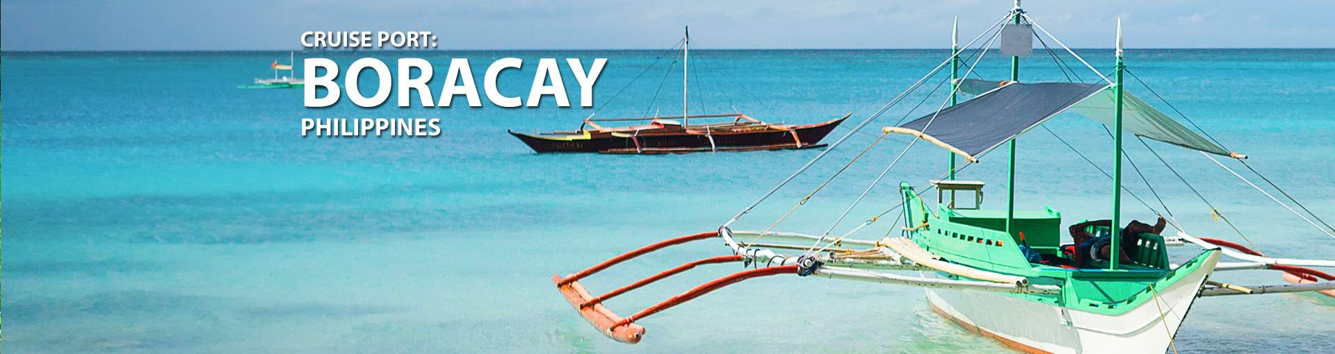 Cruise Port: Boracay, Philippines