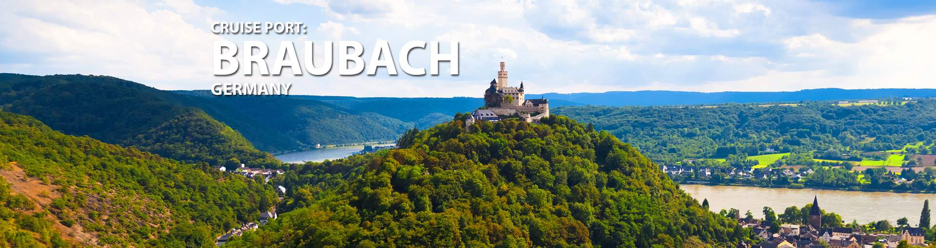 Cruises to Braubach, Germany